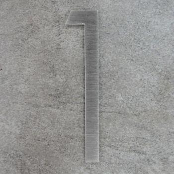 12 cm huisnummer 1
