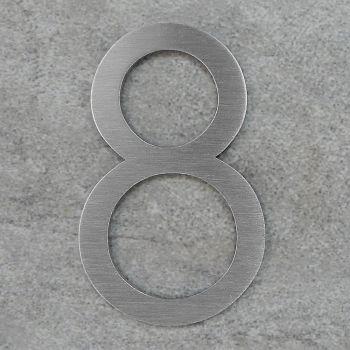 zelfklevende huisnummers