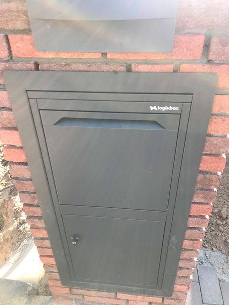 Frontbox-Inbouw